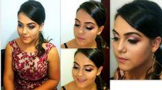 Glamour e sofisticação! @nayaraf21 #maquiagem
