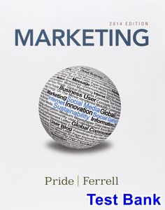 Marketing 12th edition a marketing business pdf book authored by test bank for marketing 2014 17th edition by fandeluxe Images