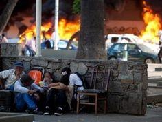 Violentas Protestas Dejan Muertos Y Heridos En Venezuela