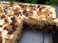 Karamell- Nuss- Kuchen