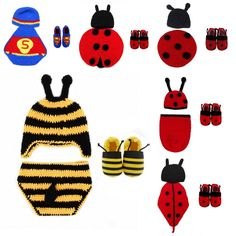 Cartoon Baby Toddler Slipper Walker Shoes + Knit Beanie Hat Photo Costumes Set #BrandNew #WalkingShoes