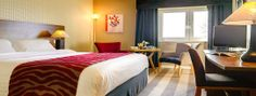 Explore the rooms at Maldron Belfast International Airport Hotel. See the features, amenities and a gallery of our spacious and comfortable accommodation. Maldron Hotel, Airport Hotel, Ireland Hotels, Belfast City, Superior Room, International Airport, Rooms, Bed, Furniture