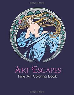Art Escapes Fine Art Coloring by Jennifer Kozlansky http://www.amazon.com/dp/1519101635/ref=cm_sw_r_pi_dp_z3hCwb0VF6MVV