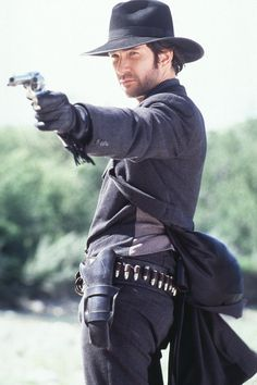 Dylan McDermott - He looks sexy as a cowboy