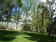 Madrid, parc del retiro