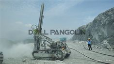 Working report from Indonesia Location : near by Jakarta,Indonesia Borehole diameter : 76 mm / 3 inch Rock hardness: pneumatic crawler rock drill number: 12 units Purchase time: Number 12, Road Construction, Drilling Rig, Hydraulic Pump, Control Valves, Jakarta, June, The Unit, Rock