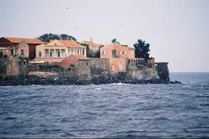 Goree Island, Senegal--UNESCO world heritage site