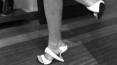 «Mojito Shoes»: los extraños zapatos diseñados por un arquitecto