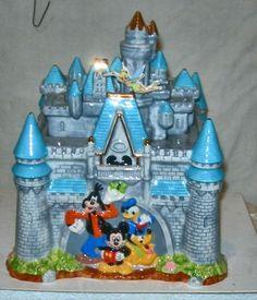 Walt Disney World Castle Cookie Jar