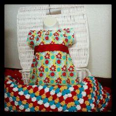 Dress Blanket Gift Set by OBabyFashions on Etsy, $40.00