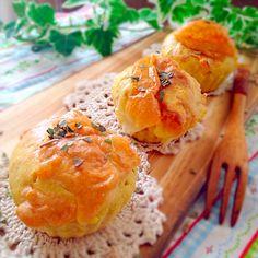 らら's dish photo ともさんの料理 ツナカレーマフィン♪