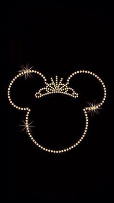 Gold Disney iPhone wallpaper discovered by 𝓈𝒶𝓂𝒶𝓃𝓉𝒽𝒶 𝓈𝑒𝓇𝑒𝓃𝒶 ✰ Iphone 7 Wallpapers, Black Wallpaper Iphone, Gold Wallpaper, Galaxy Wallpaper, Cute Wallpapers, Mickey Mouse Wallpaper Iphone, Cute Disney Wallpaper, Cute Wallpaper For Phone, Cellphone Wallpaper