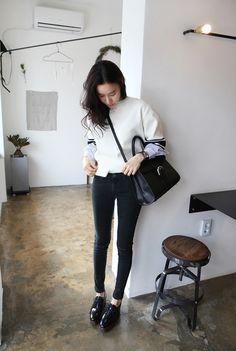 기분이 좋다   in Asian style   @printedlove