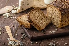 recipes with homemade bread, whole wheat bread Candied Orange Peel, Whole Wheat Bread, Toasted Pecans, White Bread, Ciabatta, Food Lists, Protein, Banana Bread, Food To Make