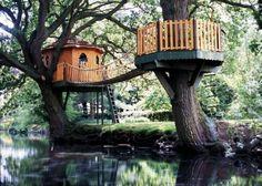 Droom boomhutten voor kinderen - Roomed | roomed.nl