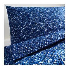SMÖRBOLL Duvet cover and pillowcase(s) - Full/Queen (Double/Queen) - IKEA
