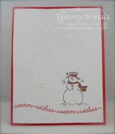 Best of Snow Anniversary Stamp Set, Snow Day Stamp Set, Northern Flurry Embossing Folder