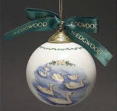 Image result for new wedgwood christmas balls