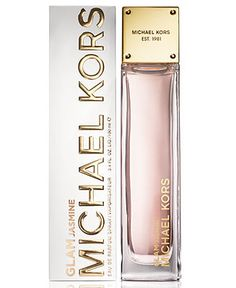 Michael Kors Glam Jasmine Eau de Parfum Spray, 3.4 oz - A Macy's Exclusive - Michael Kors - Beauty - Macy's