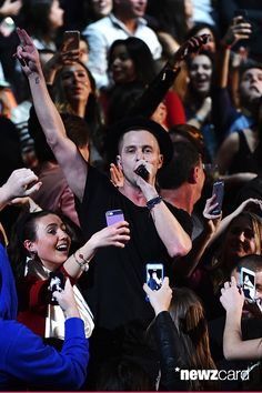 Ryan Tedder of OneRepublic performs onstage during iHeartRadio Jingle Ball 2014, hosted by Z100 New York and presented by Goldfish Puffs at Madison Square Garden on December 12, 2014 in New York City. (Photo by Mike Coppola/Getty Images for iHeartMedia)
