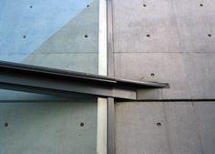 Iglesia de la Luz - Osaka, Japón / 1989 / Tadao Ando