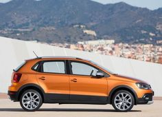 2014 Volkswagen CrossPolo Side Images 600x433 2014 Volkswagen CrossPolo Review, Specs and Quality