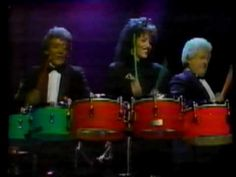 love that - check it out - your salsaclub.fm team - great drumm session with Tito Puente & Sheila E. Fanpage - tune in and flip out - yeah - that's a jam! Salsa Bachata, Sheila E, Afro Cuban, Flip Out, Percussion, Orchestra, Singers, Musicians, Dj