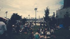 The last picnic of the year in Williamsburg #nyc #vsco #summer