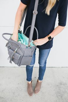 Camp Patton: the dreamiest diaper bag of them all ...