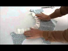 Tutorial Frunciendo, Dress Sewing Patterns, Baby Sewing, Smocking, Girls Dresses, Vintage, Youtube, Crafts, Fashion