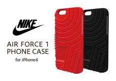 ナイキ「エアフォース1」のアウトソールをイメージしたiPhoneケース発売 | Fashionsnap.com