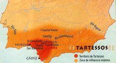 IBERIA. (Pre-Roman Spain) - Mucho se ha investigado sobre la posible ubicación de la mítica ciudad de Tarsis. Lo cierto es que actualmente, al igual que se progresa en el conocimiento de aspectos sobre la civilización tartésica, poco o nada se sabe aún sobre la posible localización de la ciudad más importante, de tan floreciente civilización. Tampoco se sabe mucho sobre el fin de Tartessos, que según los autores, se data entre el 650 y 500 a.C.