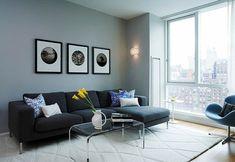 Warna Cat Ruang Tamu Agar Terlihat Luas Living Room Paint Sofa