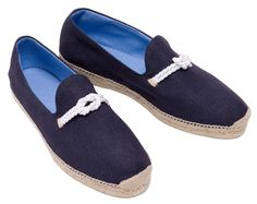 ENRIC espadrilles for men - www.espadrillesetc.com  On The Island, his quest for the best has made ENRIC the explorer in residence. Made in Spain $104.00