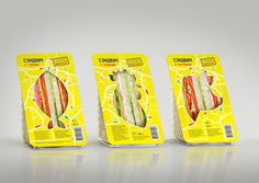 sandwich #packaging