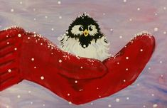 Join us for a Paint Nite event Mon Jan 2018 at 631 Fortune Crescent Unit 10 Kingston, ON. Purchase your tickets online to reserve a fun night out! Christmas Paintings On Canvas, Christmas Canvas, Christmas Art, Winter Painting, Winter Art, Acrylic Canvas, Canvas Art, Painting Inspiration, Painting & Drawing