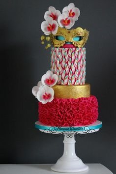 Carnival - Cake by Peggy ( Precious Taarten)