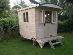 The Shepherdess - Shepherds Hut Style Garden Shack / Summerhouse / Shed   | eBay