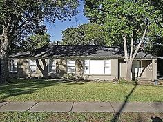 1403 Brookhollow Dr, Irving, TX 75061    $169,000    Interesting old-remodeled house. Multi-level, pool, big yard. Down is very much like a high rise loft (all open). 1955