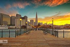 San Francisco http://ift.tt/1hh5kvm Sunset magic over San Francisco. Taken during the global photo walk at blue hour. You can see the famous transamerica building right in the middle This is an HRD corrected for perspective. Best viewed large. Have a good day friends!