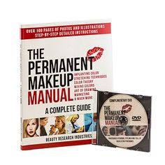 Permanent Makeup Manual with DVD