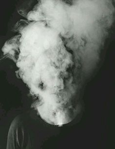 Cool Smoke Photography, Conceptual Photography, Portrait Photography, Rauch Fotografie, Foto Portrait, Belle Photo, Black And White Photography, Fine Art, Artwork