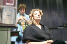 El día más especial de Mónica...  www.hairestudio.com