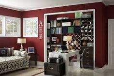 Image result for ikea closet office