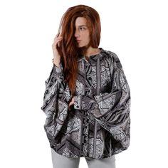 4b5de60cf5ee ATTRATTIVO Γυναικείο φλοράλ μακρυμάνικο πουκάμισο μπλούζα -  TOPTENFASHION.gr - 29 €