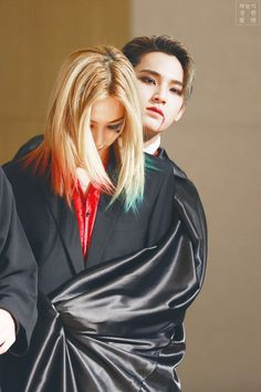Jeonghan & Mingyu
