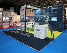 See Exhibition Stand Images and examples of our exhibition stands in our porfolio to give you an idea of how we can bring your stand to life.