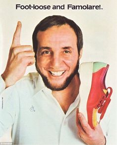 Joe Famolare,designer of the iconic Seventies 'Get There' platform shoe,dies at 82.Shoe entrepreneur patented wearable platform shoe that took the fashion world by storm.Instead of having a main area of balance underneath the ball of the foot and under the heel, the 'Get There' used a series of waves on the sole By Catherine Townsend.PUBLISHED:15:25 EST,15 July 2013 | UPDATED:15:30 EST,15 July 2013