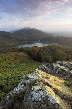 The Malvern Hills, England. If you love hiking or Nordic Walking then this is for you.