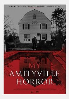 My Amityville Horror Movie Poster